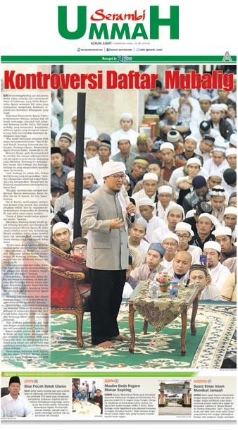 Serambi Ummah Edisi 947