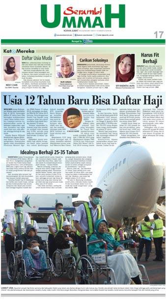 Serambi Ummah Edisi 956